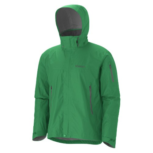 Marmot Men's Aegis Waterproof Jacket - Dark Fern, Medium