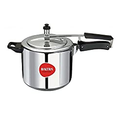 Baltra Stella Induction Base Pressure Cooker, 3 Litres
