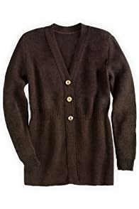 Green 3 Apparel Recycled USA-made Cardigan