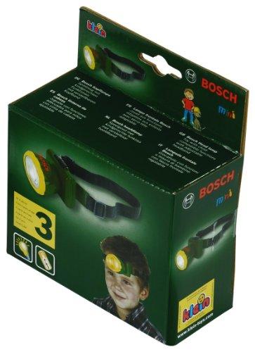 Klein 8458 Bosch - Linterna frontal de juguete [Importado de Alemania]