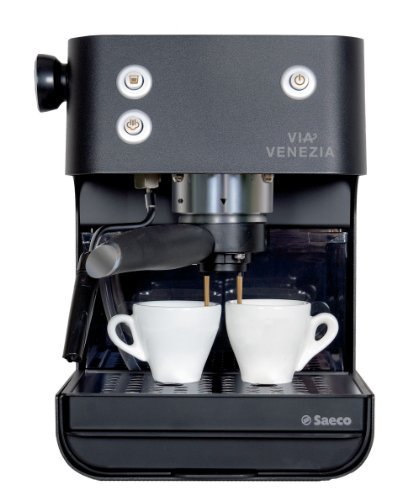 Philips Saeco RI9366/47 Via Venezia Espresso Machine, Black (Saeco Drip Coffee Maker compare prices)