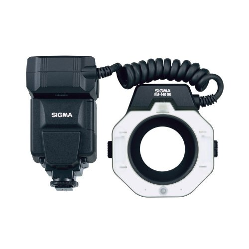 Sigma EM-140 DG EO-ETTL Macro Flash For Canon EOS Cameras