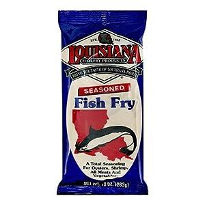 Louisiana fish fry products seasoned fish fry for Louisiana fish fry products