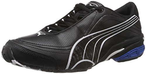 Puma Men's Tazon II DP Black, White and Olympian Blue Running Shoes - 11 UK /India(46EU)  available at amazon for Rs.3234