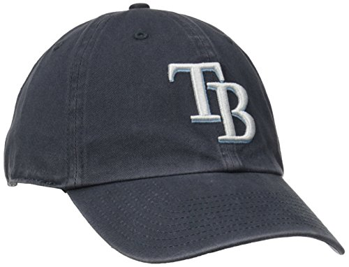 Tampa Bay Rays Clean Up Adjustable Cap front-946291