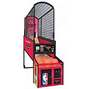NBA Hoops Basketball Game NBA Team: Indiana Pacers by ICE