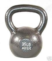 Ader 35 lb Russian Premier Kettlebell