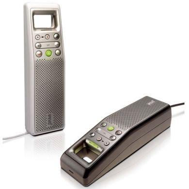 Ipevo TRIO USB Speakerphone (Grey) – Skype Certified USB VOIP Internet IP Phone