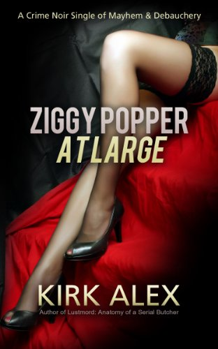 Ziggy Popper at Large: A Crime Noir Single of Mayhem & Debauchery