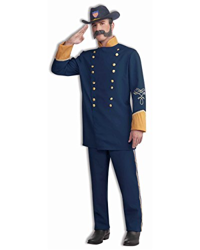 Adult Civil War Yankee Union Officer Soldier Costume Bundle