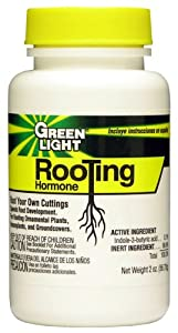 Green Light Rooting Hormone - 2 oz 06920A (Discontinued by Manufacturer)