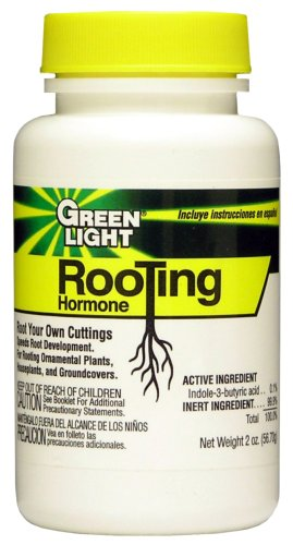 Green Light Organic Rooting Hormone 2 Oz 06920a Green