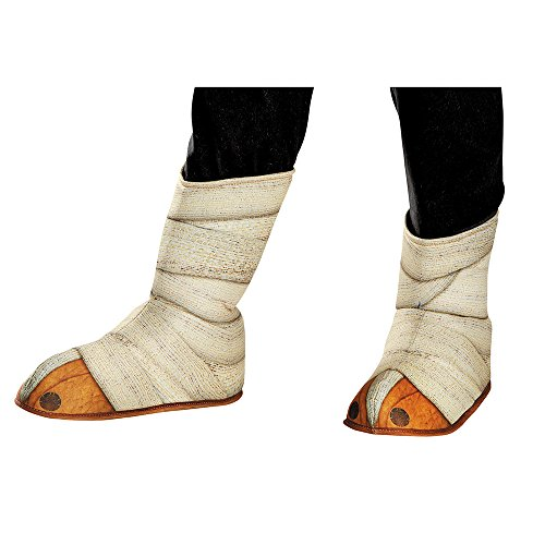 Disguise Panda-Po Shoe/Boot Covers Costume
