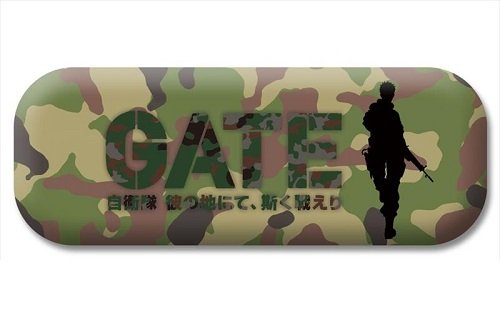 GATE 自衛隊 彼の地にて、斯く戦えり メガネケース&MFクロスセット