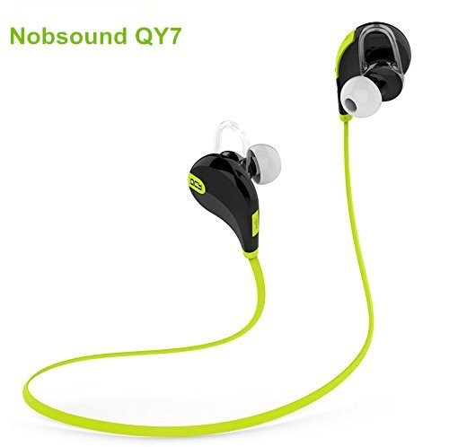 Best Deal Nobsound Qcy Qy7 Mini Sport Bluetooth Universal Stereo Headphones V4 1 Headset Microphone Best Bluetooth Headsets