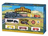 41trDF7NWfL. SL160  Best Price on Bachmann Trains The Yard Boss Ready to Run N Scale Train Set