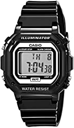 Casio Kids F-108WHC-1ACF Classic Digital Display Quartz Black Watch