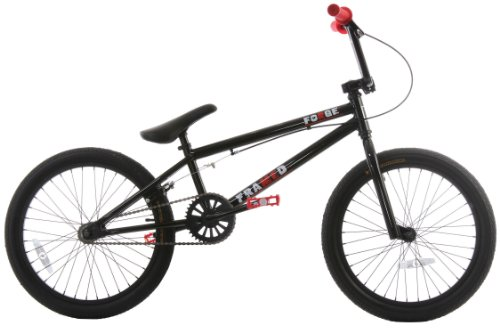Why Choose The Framed Forge BMX Bike Black 20""
