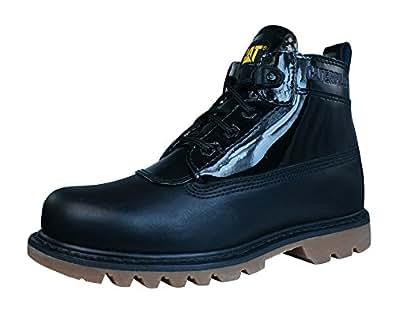 "Amazon.com: Caterpillar Alex 5"" Womens Leather Boots / Shoes: Shoes"
