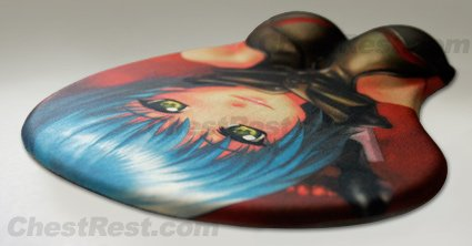 Azumi Gel Busty Anime Mousepad