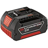 Bosch BAT619G 18-Volt Lithium-Ion HC (High Capacity) 3.0Ah Battery with Digital Fuel Gauge