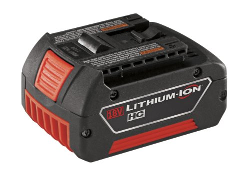 Bosch BAT619G 18-Volt Lithium-Ion HC (High Capacity) 3.0Ah Battery with Digital Fuel Gauge (Bosch Rhh181bl compare prices)