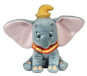 Disney Baby Dreamy Sounds Plush Soother, Dumbo