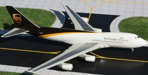 1: 400 ジェミニジェット UPS ボーイング 747-400F New Colors (並行輸入)