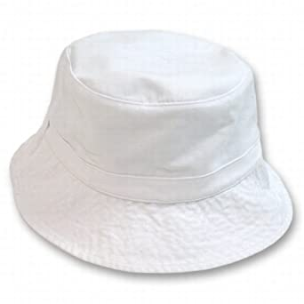 White polo style bucket hat size large xl fishing cap sun for Polo fishing hat