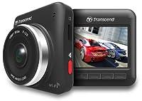 Transcend Wifi対応ドライブレコーダー DrivePro 200 / 300万画素/高画質FULL HD 1080p/WDR/Gセンサー/MicroSDHCカード(16GB)付属、2年保証 TS16GDP200-J [日本語パッケージ品] TS16GDP200-J