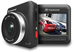 Transcend Wifi対応ドライブレコーダー 300万画素Full HD画質 DrivePro 200 / TS16GDP200-J