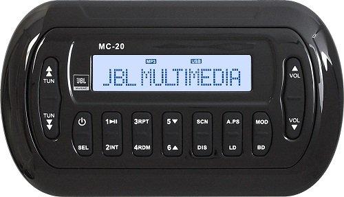Jbl Mc20B Black Remote - For Mbb1020 And Mbb2020
