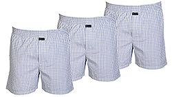 Careus Men's Cotton Boxers (Pack of 3)(17_17_17_Multi-coloured_Large)