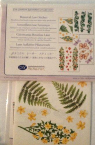 Creative Memories Botanical Laser Stickers - 1