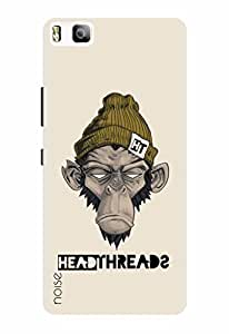 Noise Designer Printed Case / Cover for Huawei P8 Lite / Animated Cartoons / Headthread Design