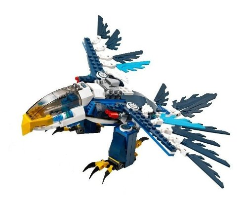 lego chima eagle interceptor instructions