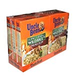 Uncle Bens Long Grain and Wild Rice Original Recipe 6 Pack Value Pack