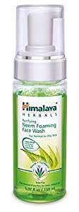 Himalaya Herbal Healthcare Purifying Foaming Face Wash, 5.07 Fluid Ounce