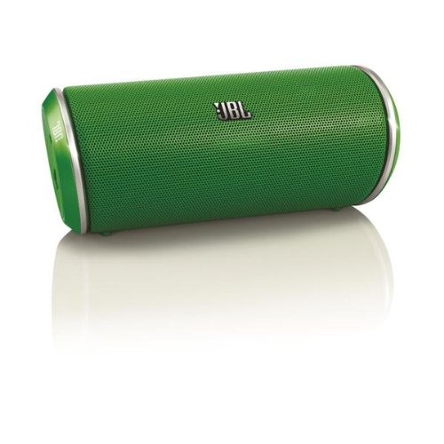 Jbl Flip Portable Stereo Speaker With Wireless Bluetooth Connection (Green)