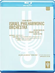 Coming Home: Israel Philharmonic 75th Anniversary [Blu-ray]