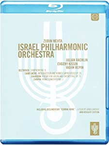Israel Philharmonic Orchestra - Coming Home [Blu-ray]