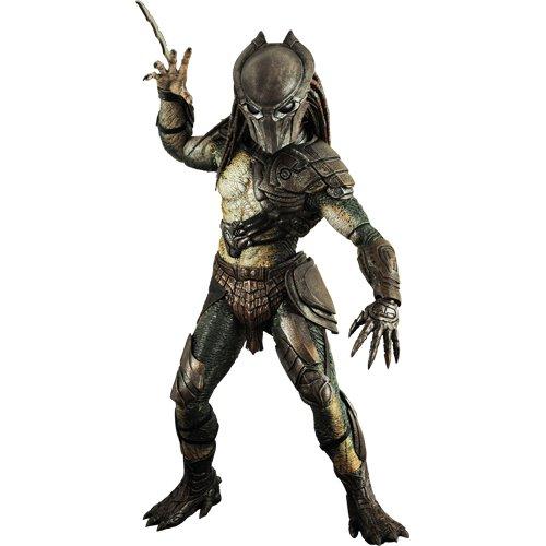 Predators Hot Toys Movie Masterpiece 1/6 Scale Collectible Figure Falconer Predator