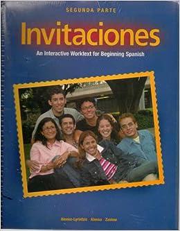 Invitaciones Pack B + Answer Key2: 9781593342937: Amazon.com: Books