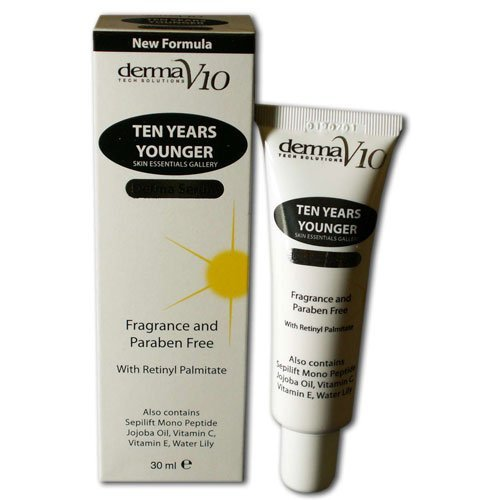 Derma V10 Younger Derma Serum Anti Wrinkle 30ml