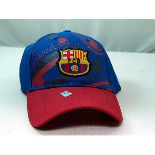 FC BARCELONA OFFICIAL TEAM LOGO CAP / HAT   FCB009