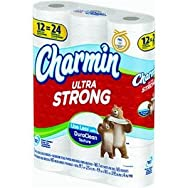 Procter & Gamble 86505 Charmin Ultra Strong Toilet Tissue Pack of 4