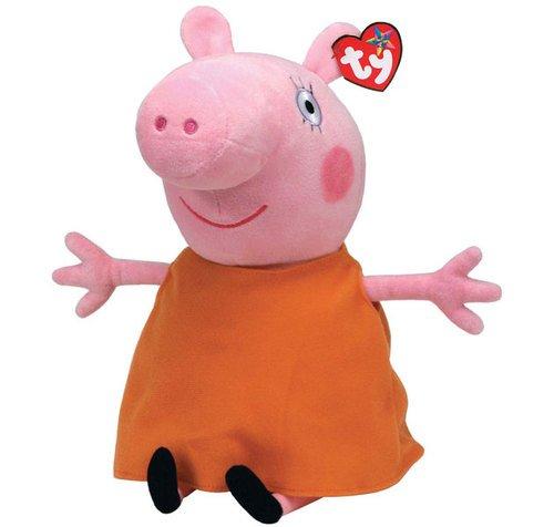 Peppa Pig Momia - peluche 24cm
