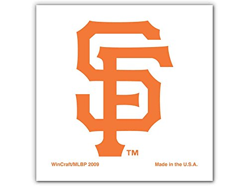 MLB San Francisco Giants 70336091 Tattoo (4 Pack)