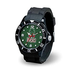 NBA Spirit Watch Black by Rico Tag