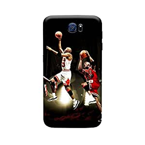CaseLite Premium Printed Mobile Back Case Cover With Full protection For Samsung S6 (Designer Case)